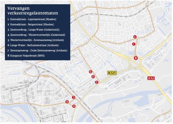 VVD blij met maatregelen voor betere doorstroming rondom Arnhem