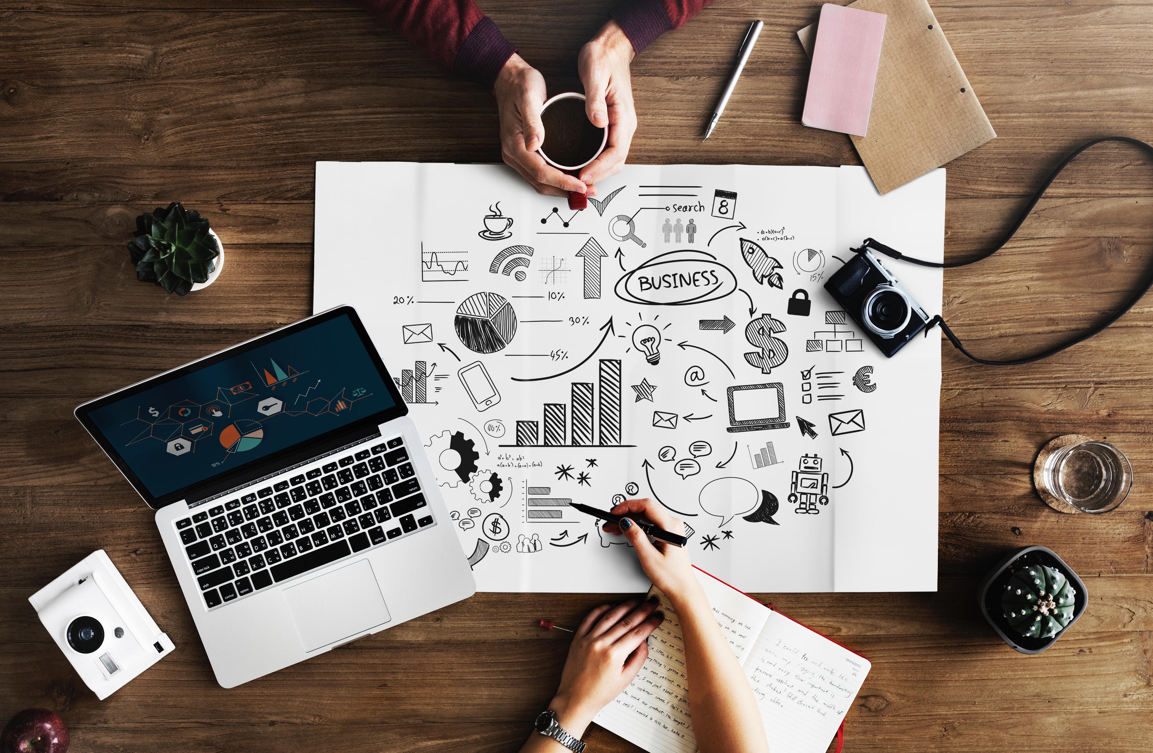 Waar initiatief beloond en ondernemers niet belemmerd worden