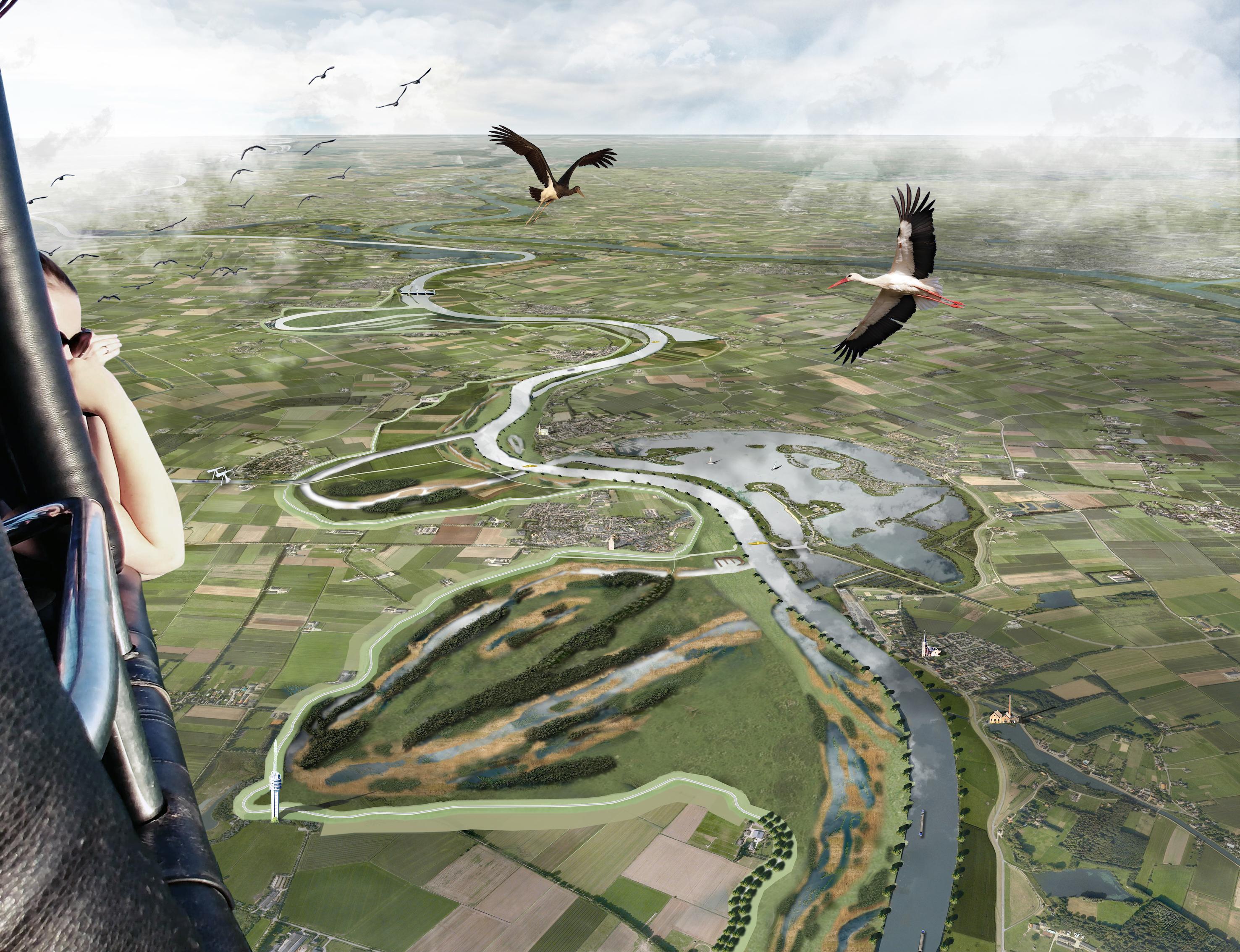 De Maas: een rivier met een verbindende werking
