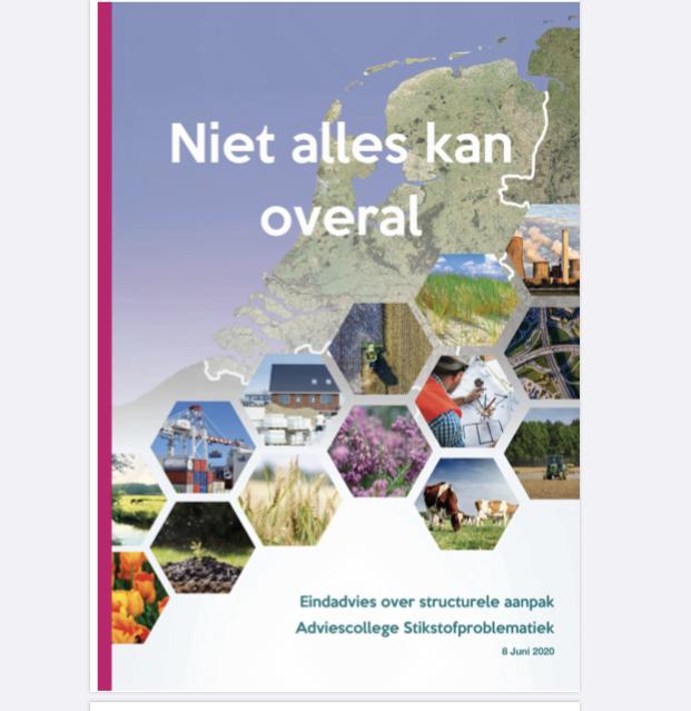 Behoud voldoende stikstofruimte in Gelderland